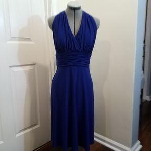Jones Wear Cobalt Marylin Monroe dress, 6